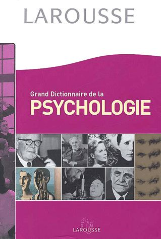 psycho Grand dictionnaire de la Psychologie
